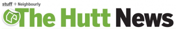 Hutt News Green Logo